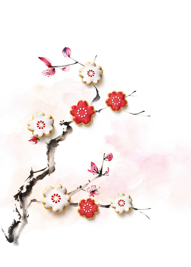 HR_SIAG36513_Watercolor menu_CNY_Cookies