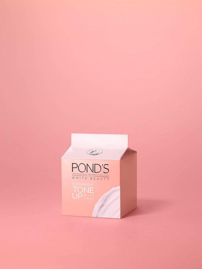 Ponds Perfect Pink_Thai_Tone_Up_Milk_Cre