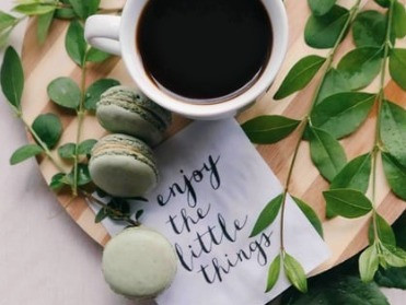 Koffie- meditatie