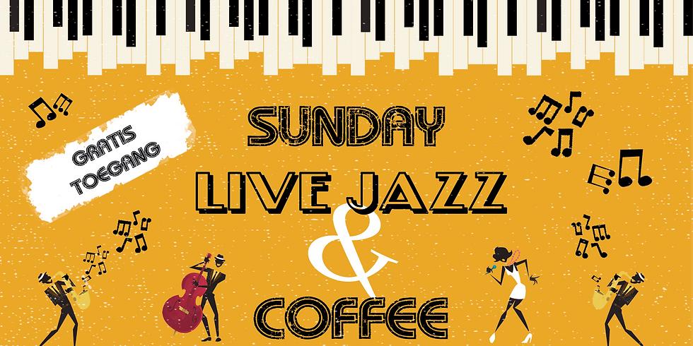 Sunday Live Jazz & Coffee : Pieter van Santen, Edwin Corzilius & Jules Monen