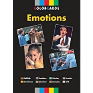 Speechmark Colour Cards: Emotions