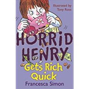Horrid Henry mixed ability set 6 books
