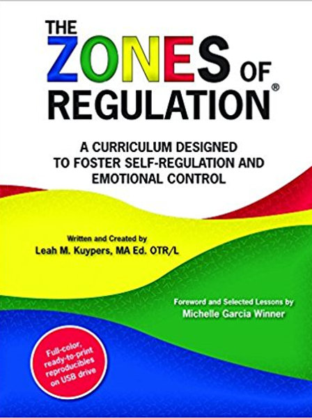 Zones of Regulation (with USB)