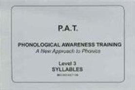 PAT programme Level 3