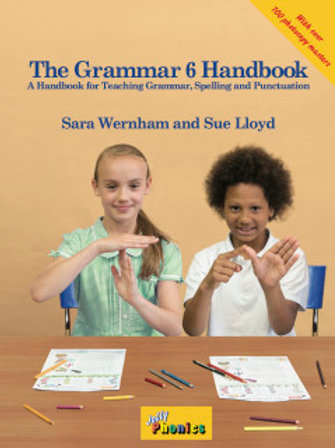 Jolly Phonics Grammar 6 Handbook