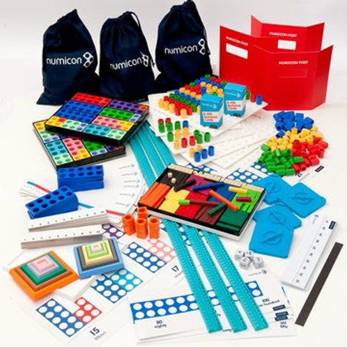 Numicon Group Classroom Kit A