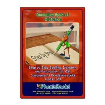 Dandelion Book of Dictation