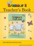 Jolly Grammar 2 Teacher's Guide precursive