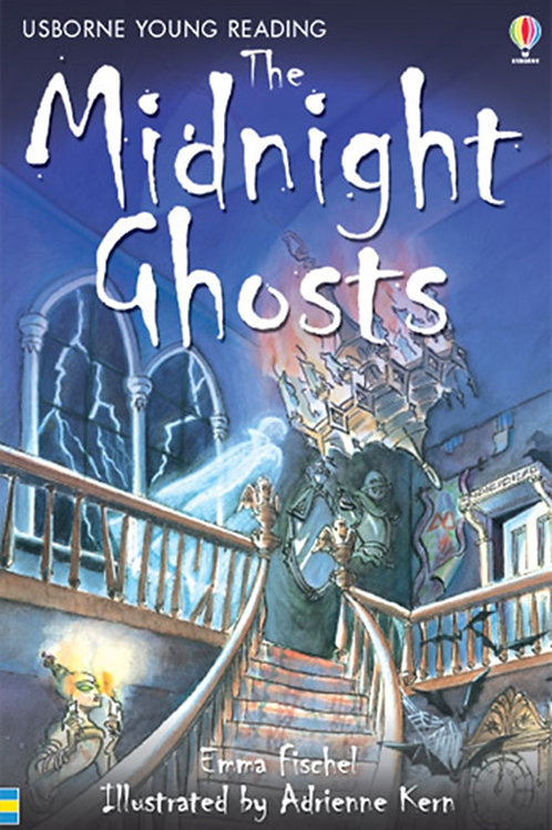 Usborne Readers The Midnight Ghost 6 pk