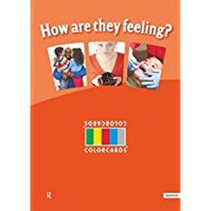 Speechmark Colour cards: How Are They Feeling