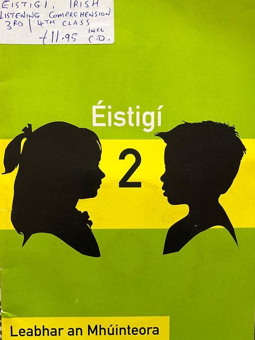 Éistigí 2 (agus CD)