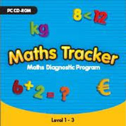 Maths Tracker - Maths Diagnostic Programme 1st to 3rd Class