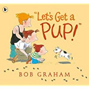 Let's get a pup