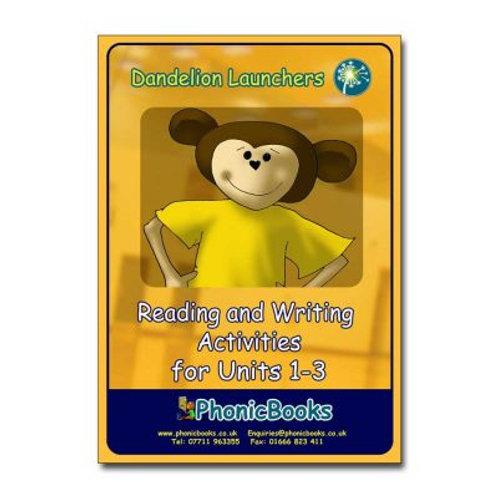 Dandelion Teachers Workbook Unit 1-3