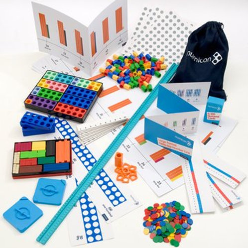 Numicon One to One Starter Pack B -Learning Support