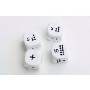 Numicon Dice