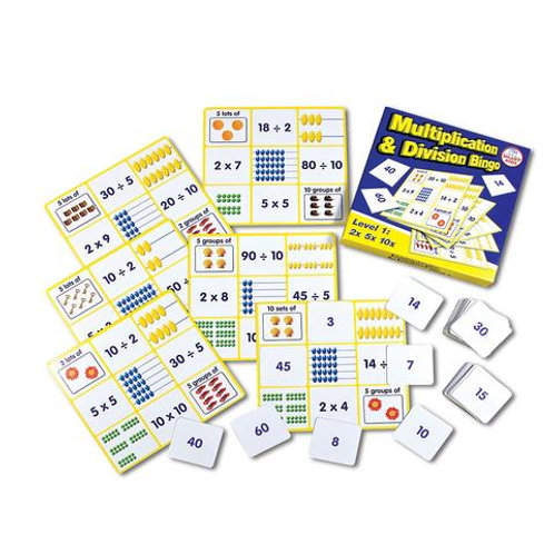 Multiplication & Division Level 1