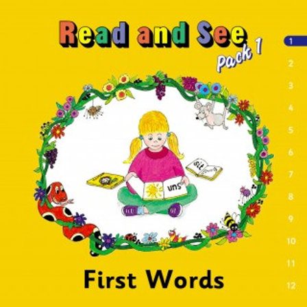 Jolly Phonics Read and See Pack 1