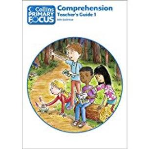 Collins Primary Focus: Comprehension Teachers' Guide 1