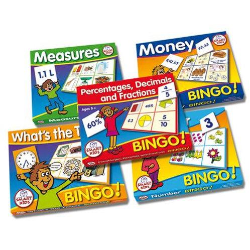 Maths Bingo Set