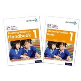 Numicon Number, Pattern & Calculating 1 Teaching pack