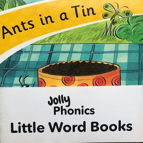 Jolly Phonics Little Word Books