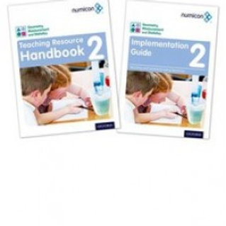 Numicon Geometry, Measurements & Statistics 2 Teaching pack