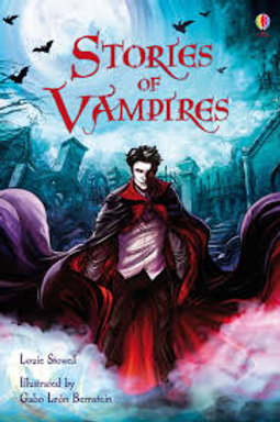 Usborne Readers Story of Vampires 6pk