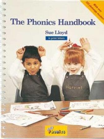 Jolly Phonics Handbook print version