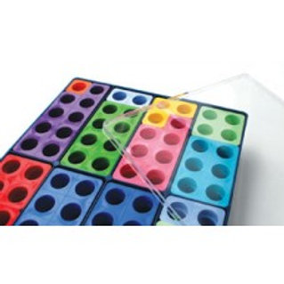 Numicon Box of 80 shapes