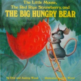 The Big Hungry Bear Storysack