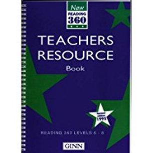 Ginn Reading 360 Teacher's Book Levels 6-8