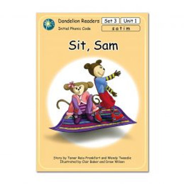 Dandelion Readers Set 3 Sit Sam(10 books)