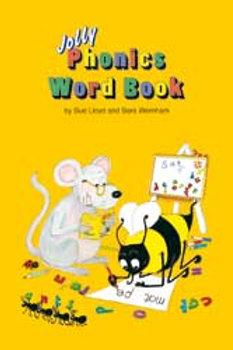 Jolly Phonics Word Books