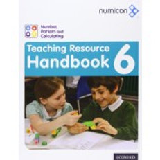 Numicon Number, Pattern & Calculating 6 Teachers pack