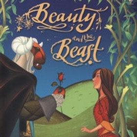 Usborne Beauty and Beast pk 6