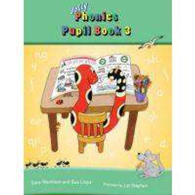 Jolly Phonics pupil book print version