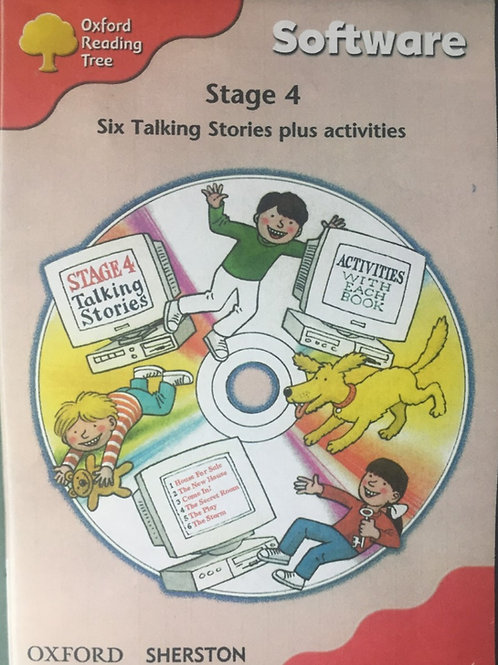 Oxford Reading Tree. Six Talking Stories plus Activities. Stage 4