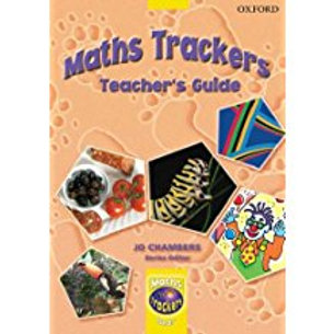Oxford Maths Tracker Teacher's Guide Bear