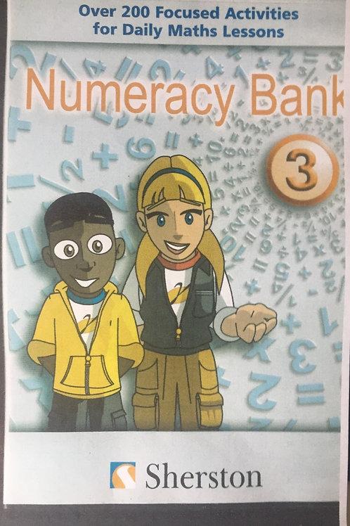 Numeracy Bank 3