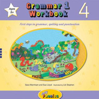 Jolly Grammar 1 workbook 4