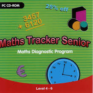 Maths Tracker - Maths Diagnostic Programme 4th to 6th Class