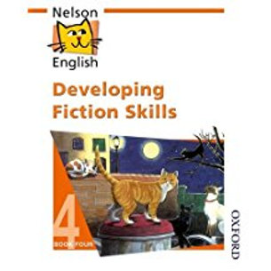 Nelson English Book 4 Developing Fiction skills