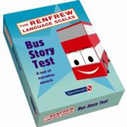The Renfrew Language Scales- Bus Story Test