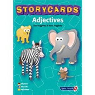 Speechmark Story Cards:Adjectives