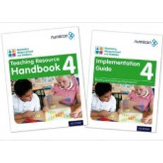 Numicon Geometry, Measurement & Statistics 4 Teaching pack