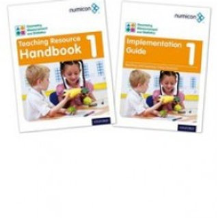 Numicon Geometry, Measurements & Statistics 1 teaching pack