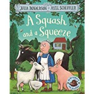 A Squash and a Squeeze Big Book