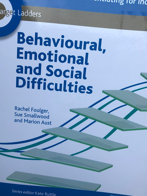 Target Ladders - Behavioural, Emotional and Social Difficulties