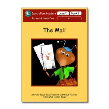 Readers Level One The Mail (14 books)